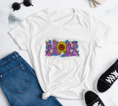 MOM Women's short sleeve t-shirt
